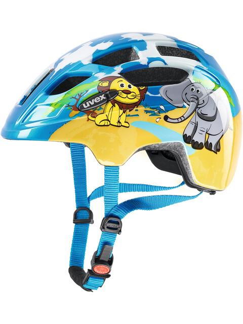 UVEX Finale Junior Helmet LED small safari